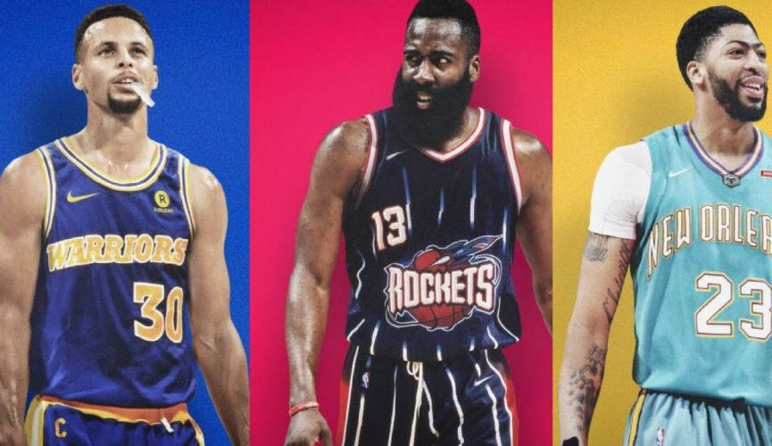 Our Favorite NBA Throwback Jerseys