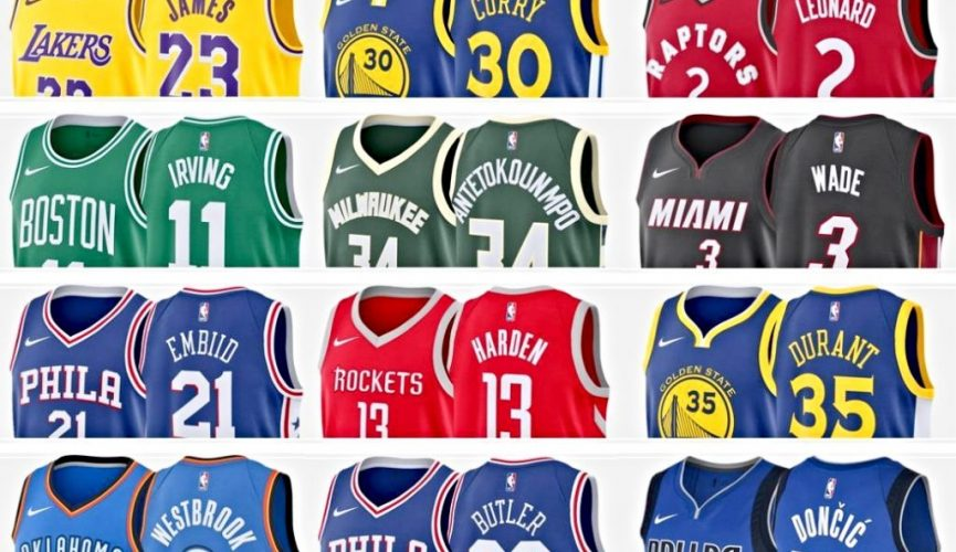 best place to buy nba jerseys